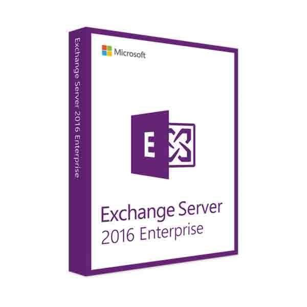 EXCHANGE SERVER 2016 ENTERPRISE
